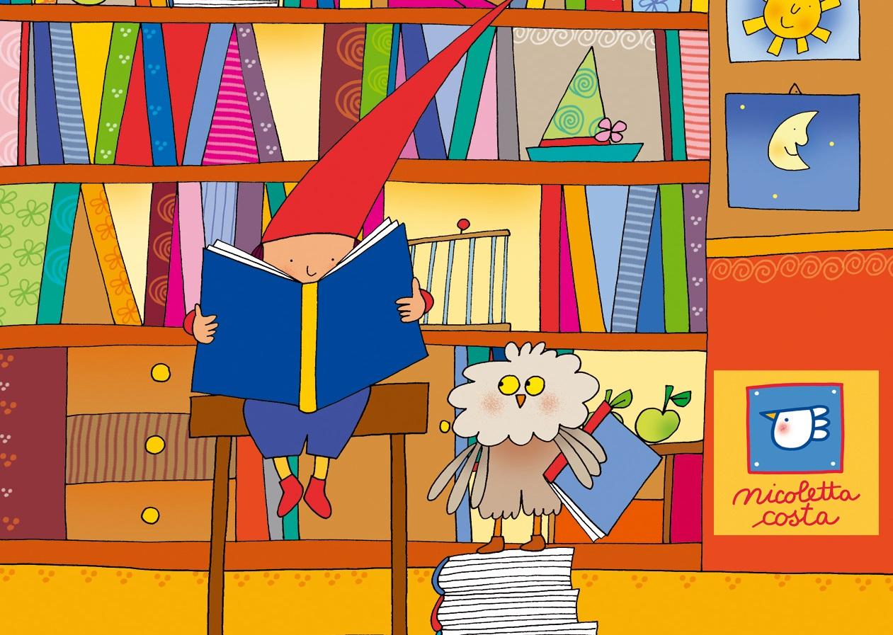 Piccoli lettori crescono - Classe 3^E  Sc. Prim...