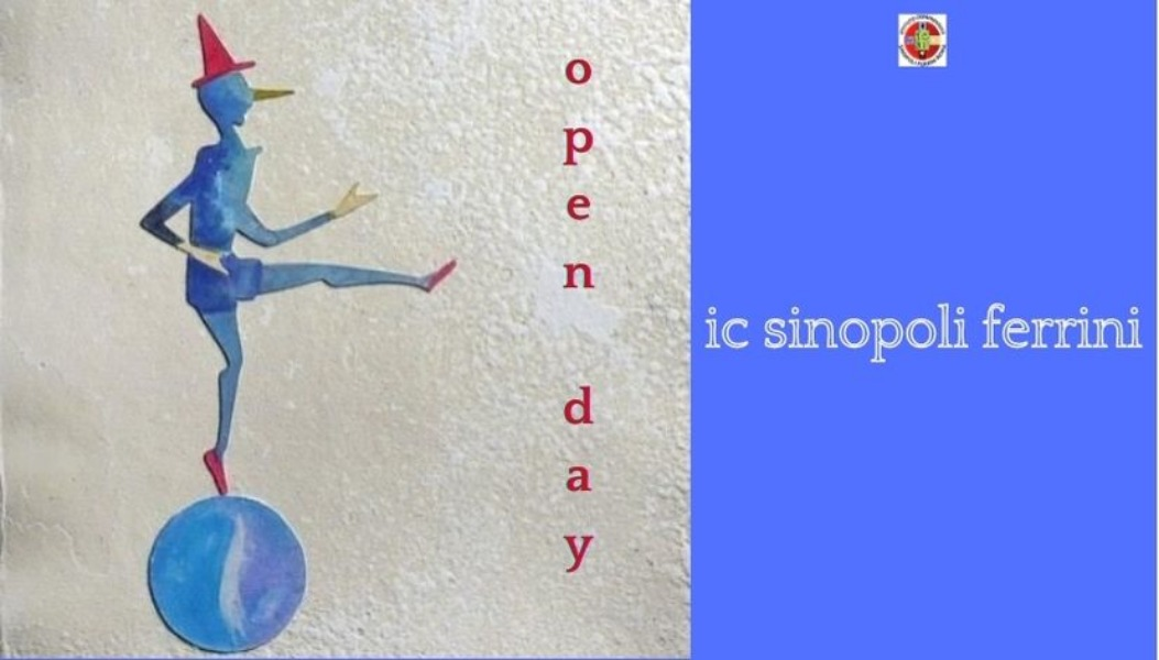 IC SINOPOLI FERRINI - OPEN DAY A.S. 2021/22